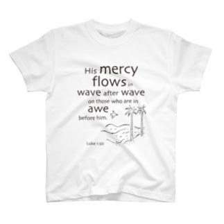 ルカ1:50 T-shirts