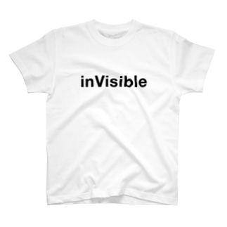 inVisible T-shirts