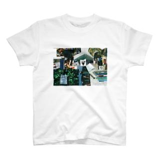 三角四角 T-shirts