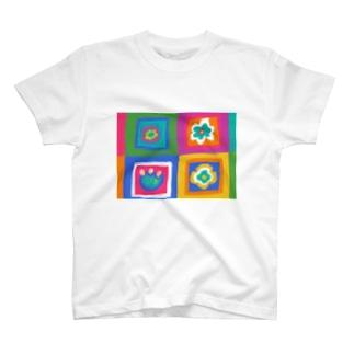 おはなロッカー T-shirts
