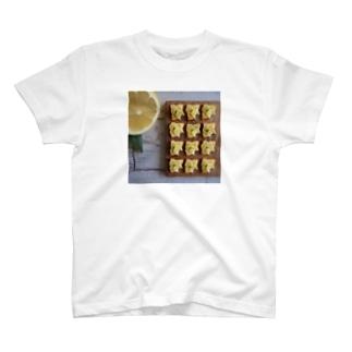 レモンとハニーレモントースト T-shirts