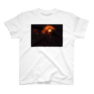 ブハラの夜 ウズベキスタン02 T-shirts