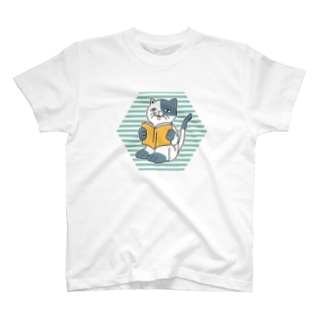 腐女子の猫二田さん T-shirts