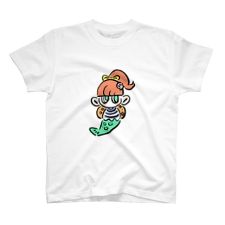 シャチ姫 T-Shirt