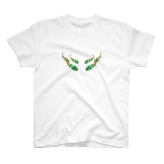 テングビワハゴロモちゃん T-shirts