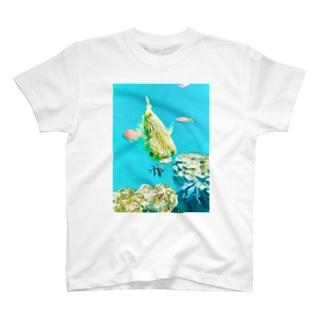 ハリセンボン T-shirts