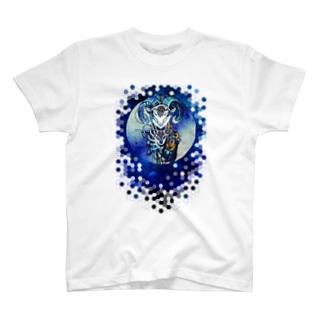 夢羊ver.2泥中のレプリカ(きらきらぼし) T-shirts