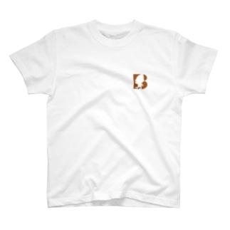 Brownies Worksワンポイント T-shirts