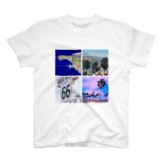 ロサンゼルス T-shirts