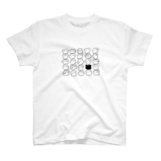 餃子がいっぱい。 T-shirts