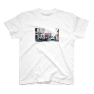 英国の街並み T-Shirt