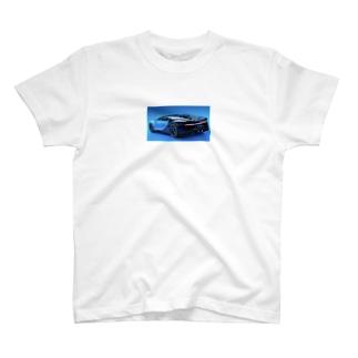 ブガッティ・シロン T-shirts