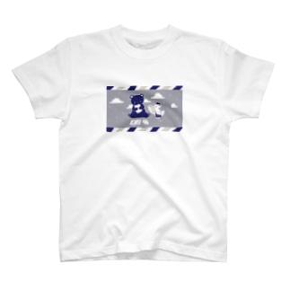 お手紙届いた T-shirts