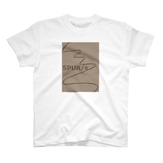シュプール(Tシャツ) T-shirts