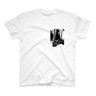 サレンダー T-shirts