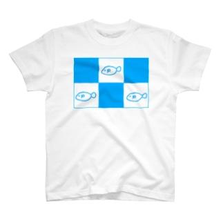 さんびきのおさかな T-shirts