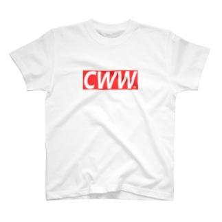 CWW Tシャツ 2 T-shirts