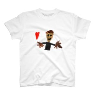 あやしいおじさん T-shirts