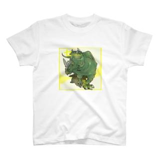 セントロサウルス T-shirts