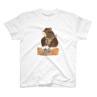 くま店長 T-shirts