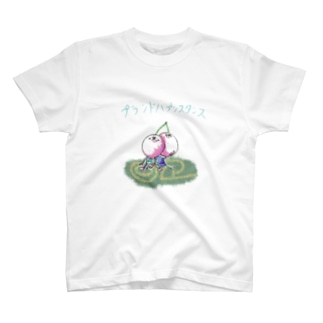 プランドハプンスタンスTシャツ コンフォートver. T-shirts