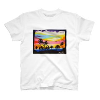 サーフ T-shirts
