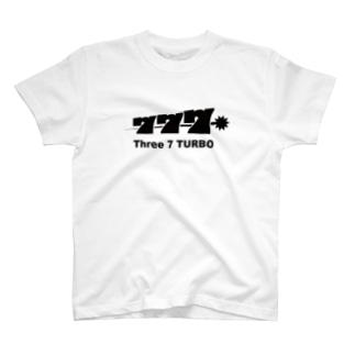 777スリーセブン T-shirts