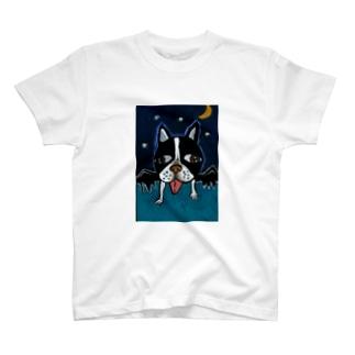 お疲れデビルちゃん T-shirts