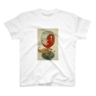グラス T-shirts