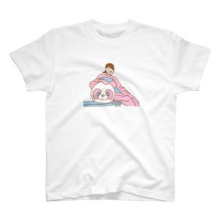 着ぐるみバイト 休憩中 T-shirts