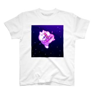 ラーメンは宇宙 T-shirts