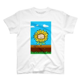 ひまわりーん T-shirts
