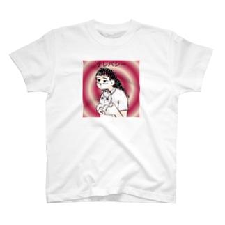 テレパシー T-shirts