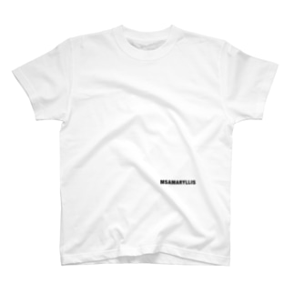 Ms Amaryllis BASIC LOGO 2 T-shirts