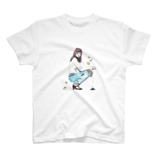 指切り T-shirts