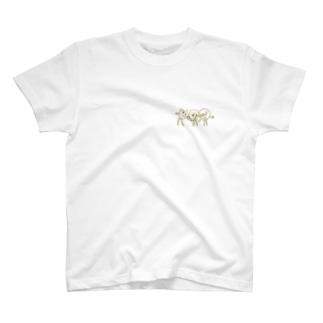 なかよし ミニポイントT T-shirts