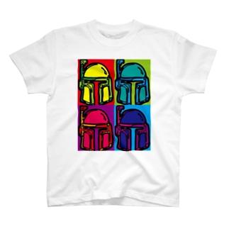 ボブフット#2 T-shirts