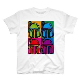 ボブフット#4 T-shirts