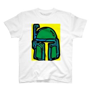 ボブフット#8 T-shirts