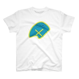 アメーバブルー T-shirts