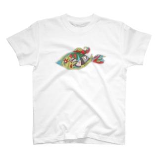 夢見る魚 T-shirts