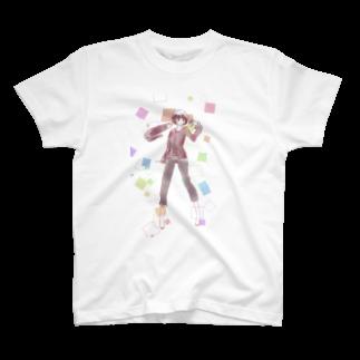 ミューのゴウナ T-shirts