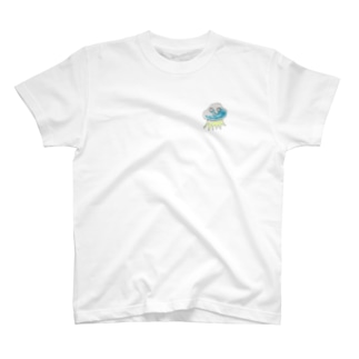 カイフククラゲ T-shirts