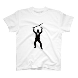 サムライハーツ T-shirts