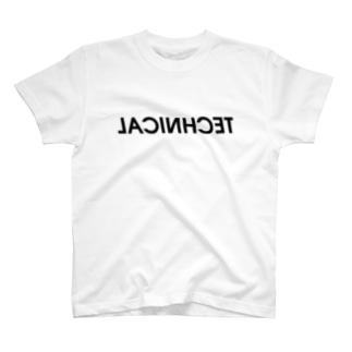 「TECHNICAL:SIMPLE」 T-shirts