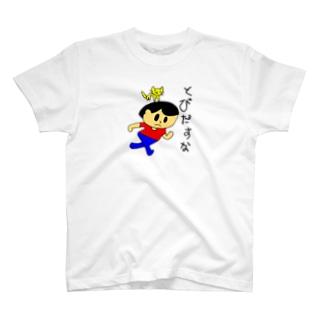 トビダスナ № 003 T-shirts