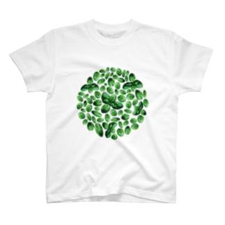 サークルバジル T-shirts