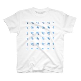 精神不安定剤 T-shirts
