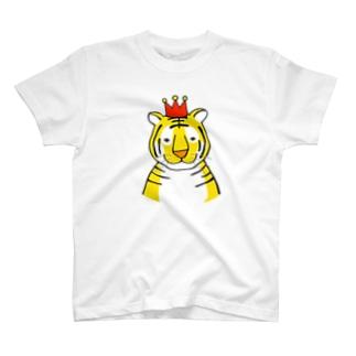 トラ2 T-shirts