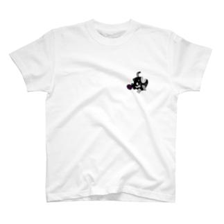 モテモテあんこう T-shirts